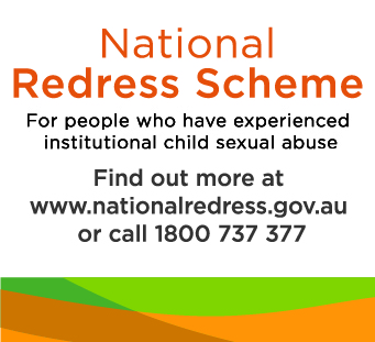 National Redress Scheme logo